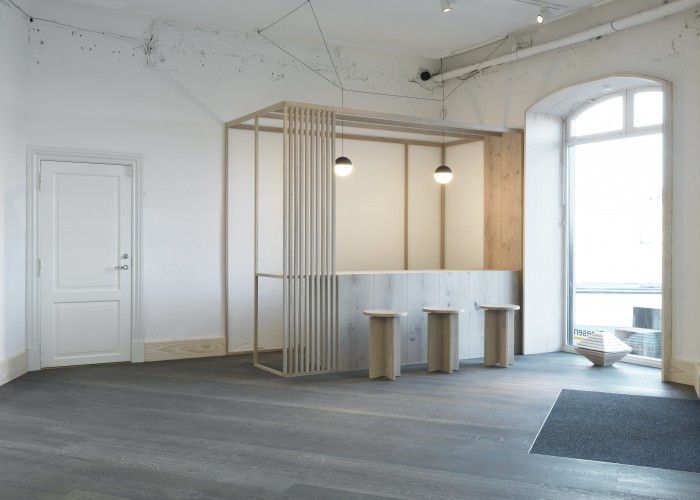 New Dinesen Flagship Showroom