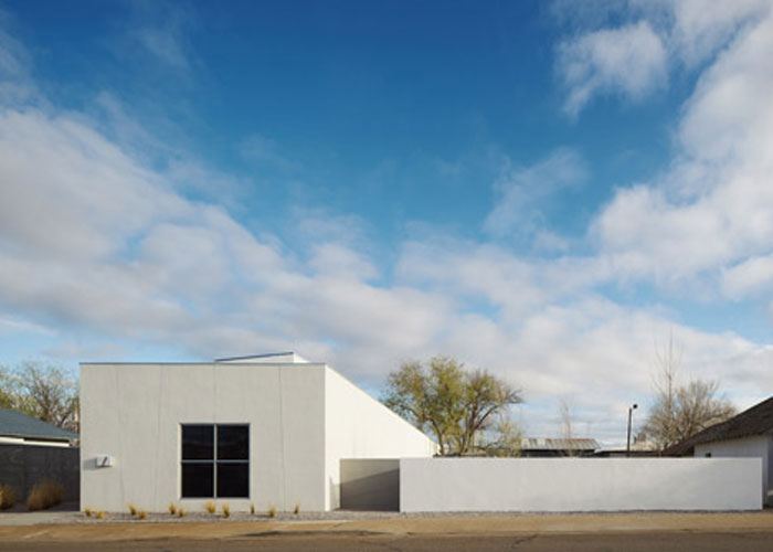 Art gallery in Marfa
