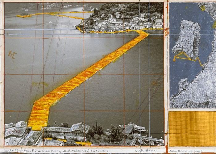 Christo in Italy