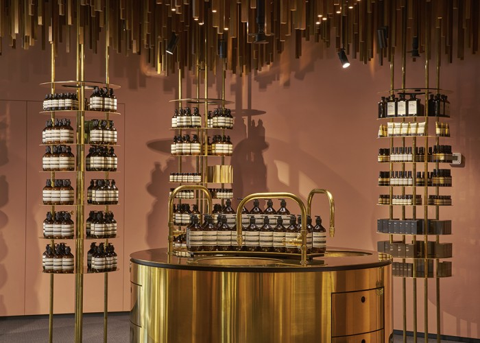 Aesop in Singapore