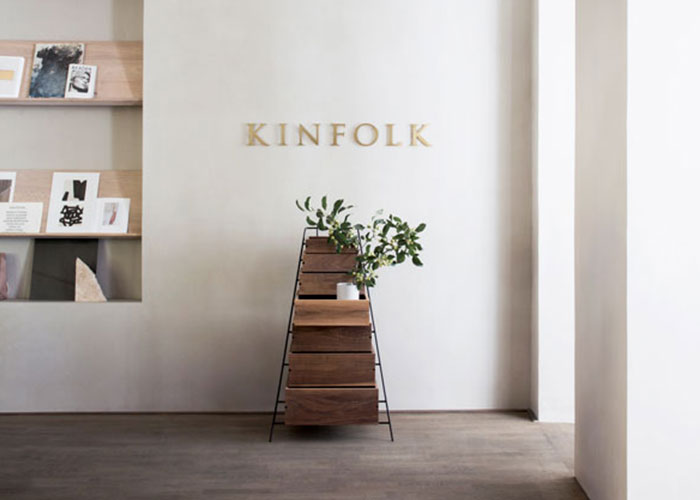 Kinfolk in Copenhagen