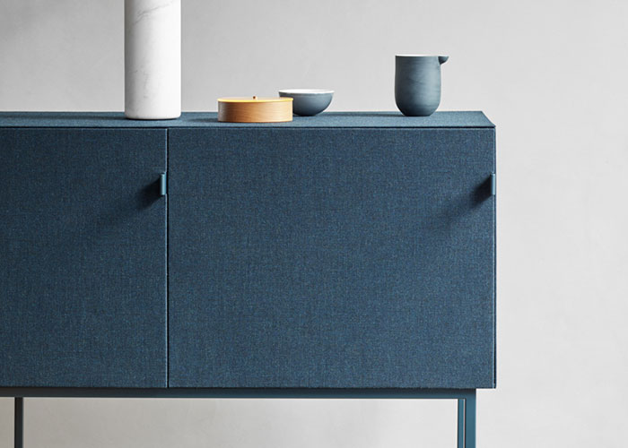 Sound-absorbing cabinets